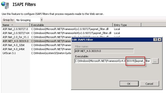 how to fix trove error handler